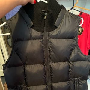Quilted Winter Vest